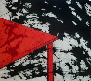 En la mesa Carborundum 43x48i