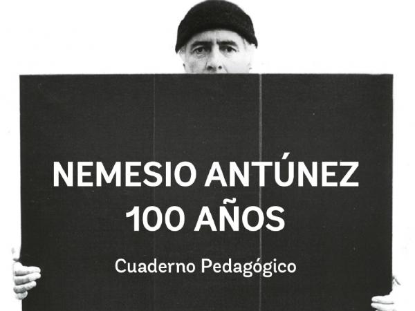 Cuaderno Pedagógico Nemesio Antúnez