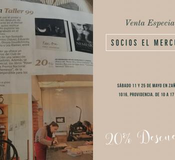 Atención Socios Club de Lectores de EL MERCURIO!!!!!!!