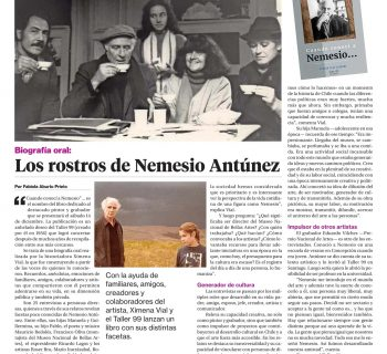 Biografía Oral: Los Rostros de Nemesio Antúnez